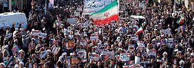 """""""Führer, wir sind bereit!"""": Wohin führt der Iran-Aufstand?"""