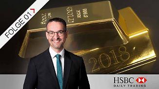 Jahresausblick - Zinsen und Gold: Bodenbildung gewinnt an Konturen