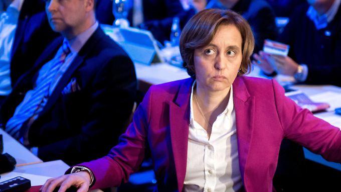 """""""Opfer"""" des neuen NetzDG: Beatrix von Storch."""