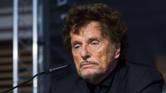 Regisseur Dieter Wedel.