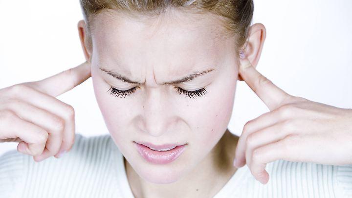 Tinnitus senkt die Lebensqualität.