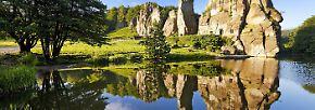 So schön ist es in der Heimat: Diese Ausflugsziele in Deutschland sind echte Highlights