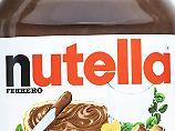 Herbizid in Schokocreme?: Nutella hat Ärger mit der Nuss