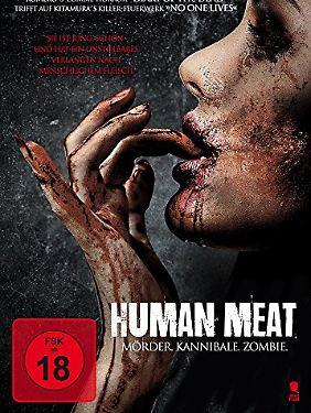 """""""Human Meat"""" ist bei Tiberius erschienen."""