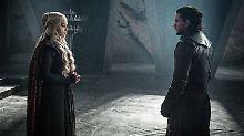 """Der Eiserne Thron muss warten: """"Game of Thrones""""-Finale kommt erst 2019"""