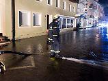 Dramatische Nacht im Schwarzwald: St. Blasiens Kampf gegen Fluten und Geröll