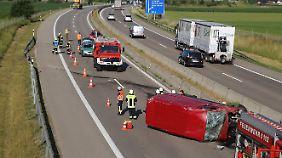1997 wurde das Tempolimit für Kleintransporter von 80 km/h aufgehoben.