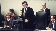 Philipp Jenninger war vier Jahre Lang Präsident des Deutschen Bundestages.