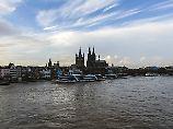 Besonders an Rhein und Mosel: Hochwassergefahr bleibt weiter akut