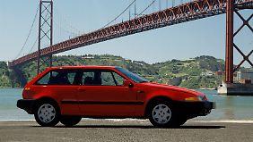 Der Volvo 480 sollte den legendären 1800 ES beerben.