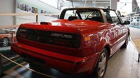 Es gab zwar keinen Kombi in der 400er Serie aber ab 1990 ein 480 Cabriolet.