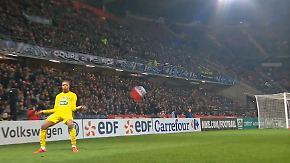 Drei Doppelpacker für ein Halleluja: PSG fackelt Neujahrsfeuerwerk im Pokal ab
