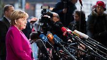 Klima und Spitzensteuersatz: Sondierer erzielen erste Einigungen