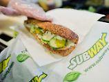Sandwiches zum Schleuderpreis: Subway steckt knietief in der Krise
