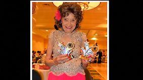 Kaum zu glauben, aber wahr: 99-jährige Turniertänzerin stiehlt allen die Show