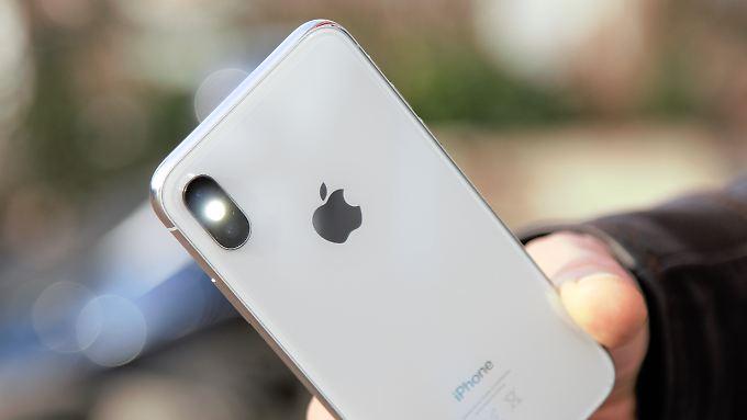 Apples neueste iPhones haben ein Problem mit der Kälte.