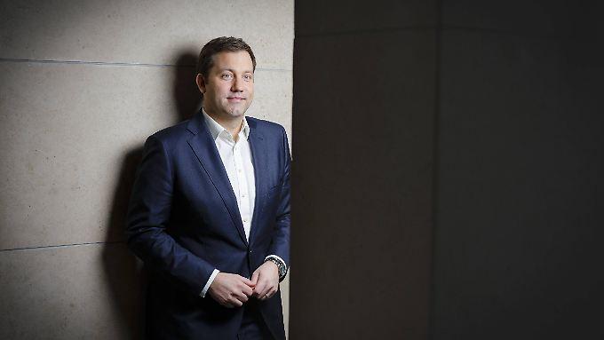 Klingbeil: Einer wie Tauber und die habituelle Frischzellenkur für die SPD.