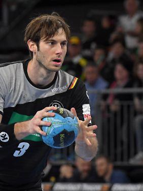 Uwe Gensheimer ist einer der Stars im deutschen Team.