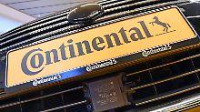 Umbrüche in der Autoindustrie: Continental bestätigt mögliche Spaltung