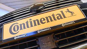Abspaltung des Reifengeschäfts?: Continental kündigt Konzernumbau an
