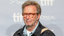 """""""Ekelhafter Halb-Rassist"""": Eric Clapton schämt sich für Vergangenheit"""