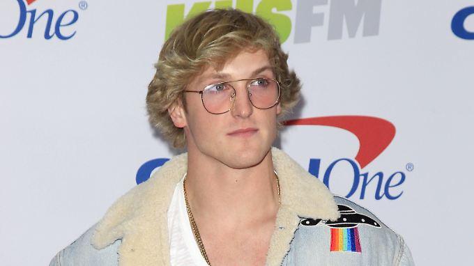 Logan Paul ist ein erfolgreicher Youtuber und Modedesigner.