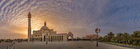 Wüstentour und Perlentauchen: Bahrain will mit Kulturerbe begeistern