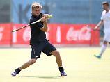 Moritz Fürste kehrt für die Europameisterschaft ins Nationalteam zurück. Er träumt von weiteren Einsätzen - bei der WM.
