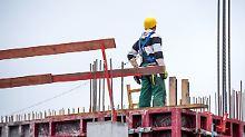 Stattlicher Überschuss: Konjunktur vergoldet Arbeitsagentur-Bilanz