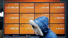 Südkorea plant Krypto-Verbot: Neue Regeln bringen Bitcoin ins Wanken