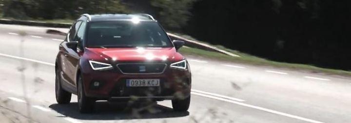 Arona ist das neue Ibiza: Seat greift mit urbanem Mini-SUV an