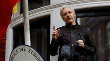Aber kein Diplomatenpass: Assange ist jetzt Ecuadorianer