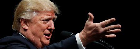 Sicherheitsberater McMaster raus: Trump ernennt außenpolitischen Hardliner