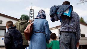 Einigung bei Flüchtlingspolitik: Zuwanderung soll 180.000 bis 220.000 nicht überschreiten