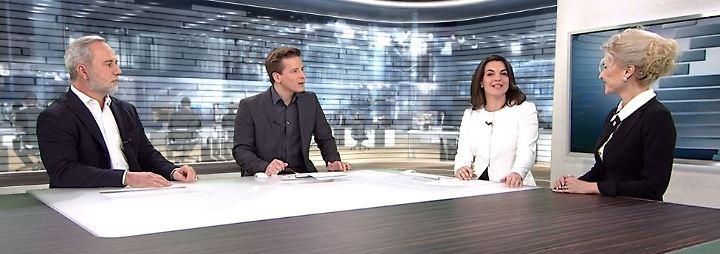 """Sandra Navidi und Uwe Zimmer zu Bitcoin: """"Bei Kryptowährungen sind einige schwarze Schafe dabei"""""""