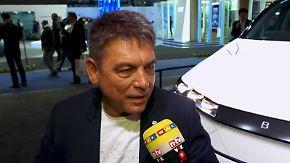 """Elektro-Newcomer auf der Überholspur: Byton-Chef Breitfeld: """"Man muss nicht alles neu erfinden"""""""