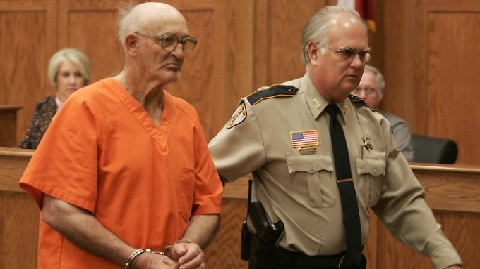 Edgar Ray Killen wurde im Jahr 2005 wegen dreifachen Totschlags zu 60 Jahren Haft verurteilt.