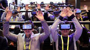 Blick auf die Technik der Zukunft: CES tauscht Privatsphäre gegen Annehmlichkeiten
