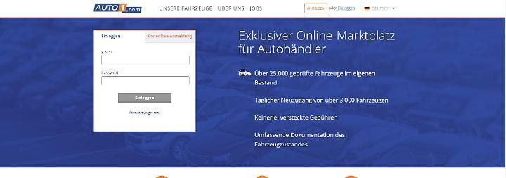 Geldsegen für Berliner Start-up: Japaner pumpen fast halbe Milliarde in Auto1