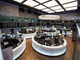 Der Börsen-Tag: Dax kapituliert vor starkem Euro