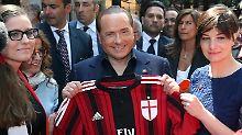 Berlusconi und die Geldwäsche: War der Verkauf des AC Mailand nur fingiert?