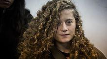 Auf dem Weg zur Märtyrerin: 16-jährige Palästinenserin bleibt in Haft