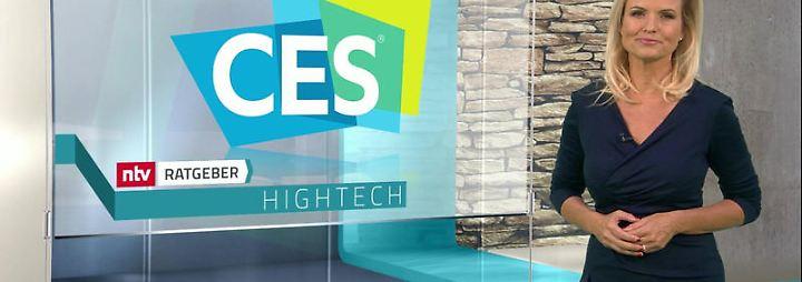 Ratgeber - Hightech: Thema u.a.: Die CES-Highlights aus Las Vegas