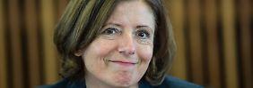 Person der Woche: Malu Dreyer: Will sie den SPD-Putsch?