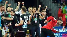 Sport: Handball-EM: Sloweniens Protest scheitert - DHB-Remis bleibt