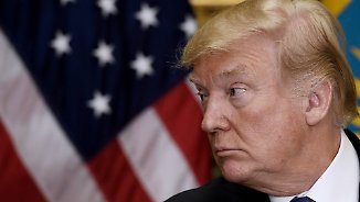 Topwerte, aber übergewichtig: Amtsarzt: Trump körperlich und geistig fit