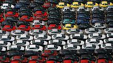 Starke Zuwächse im Osten: Europas Automarkt legt zu