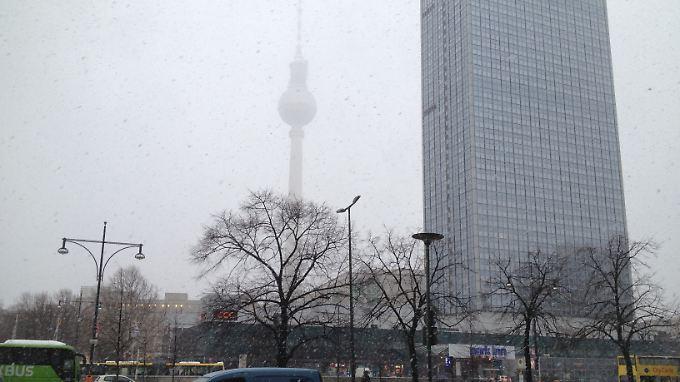 Es schneit, es schneit, es schneit!