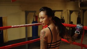 """Female Fight Club"": Der Titel ist Programm."