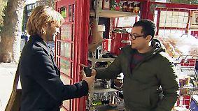 """Ende der """"Tea Time""""?: Briten entdecken ihre Liebe zum Kaffee"""